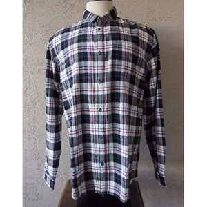 Jack & Jones Flannel Jorsafe Casual Shirt SLIM XL